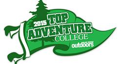 Logo for 2015 Top Adventure College