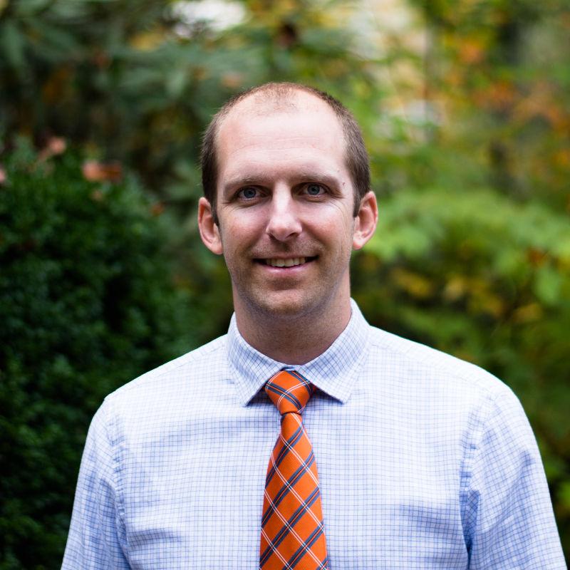 Portrait of Jeremy Hurse