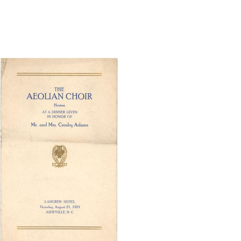 Aeolian Choir