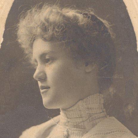 Photograph of Juliette Aurelia Graves - Mrs. Crosby Adams 1