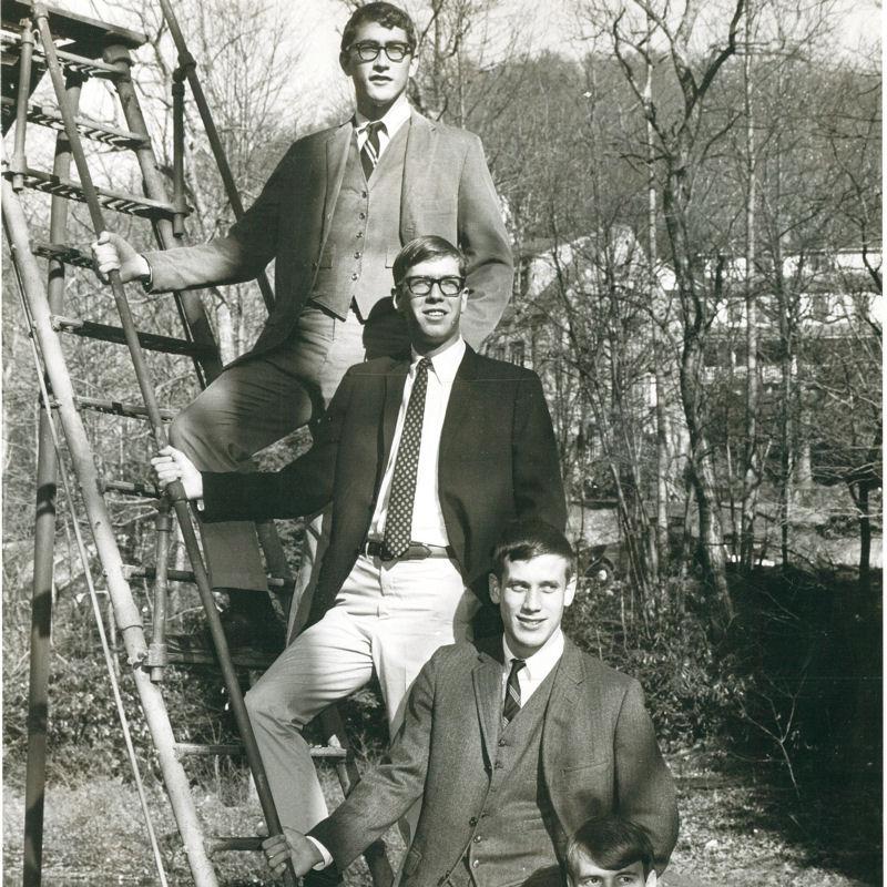 Freshmen Class Officers 1967