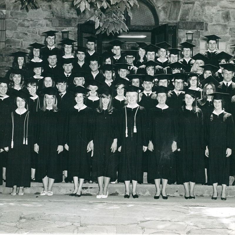 Montreat-Anderson College graduates