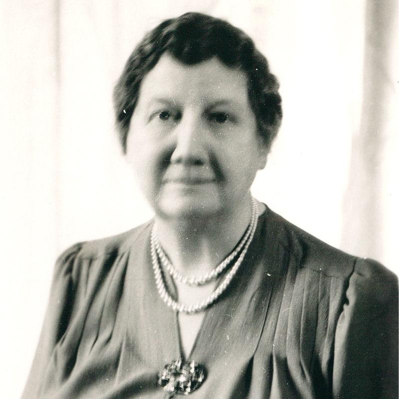 Mrs. Sadie Gaither Anderson