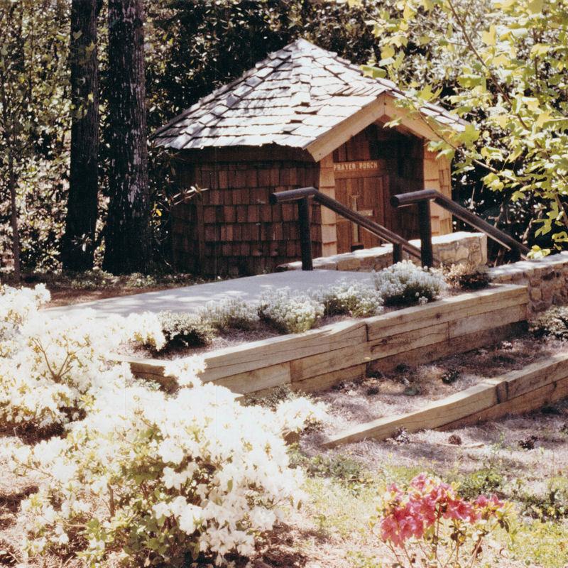 Prayer Porch