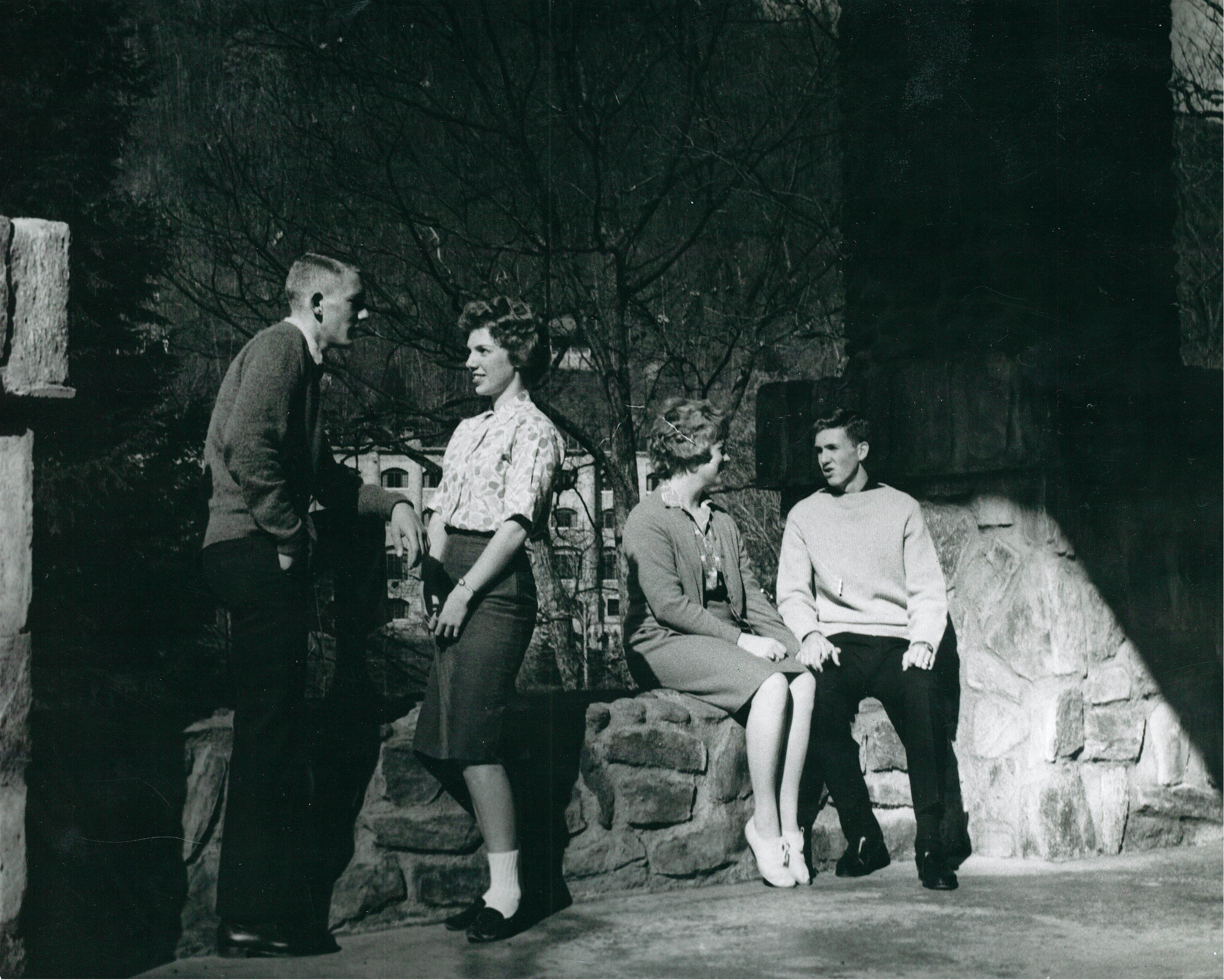 digital archive  montreat anderson 1960s