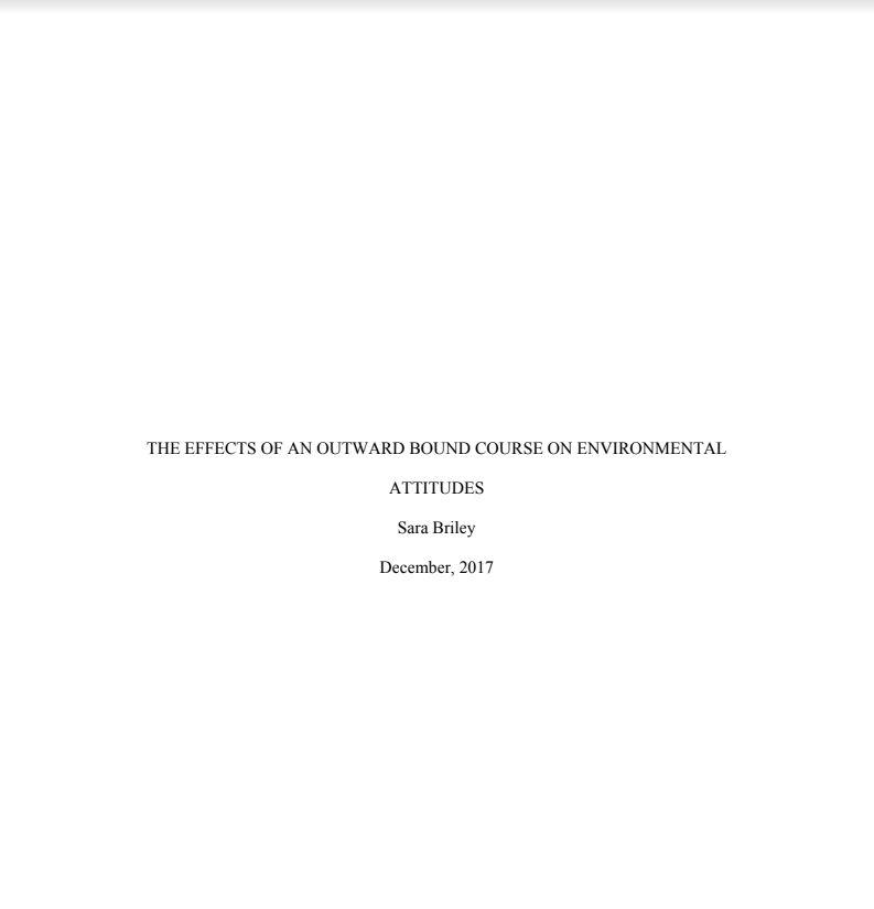 February 2003 Commencement Program