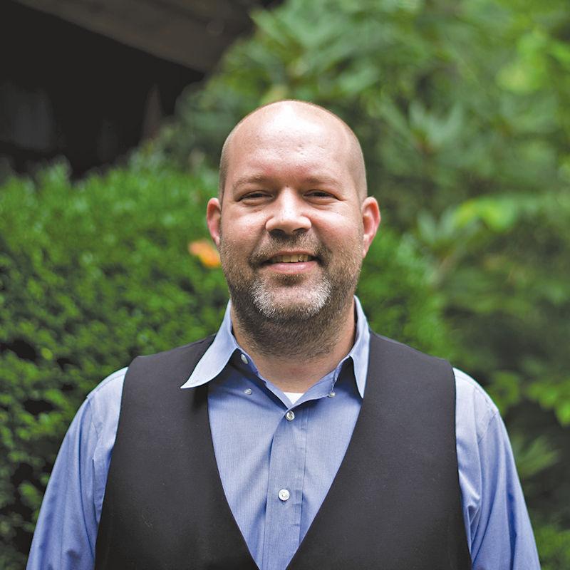 Brad Faircloth portrait