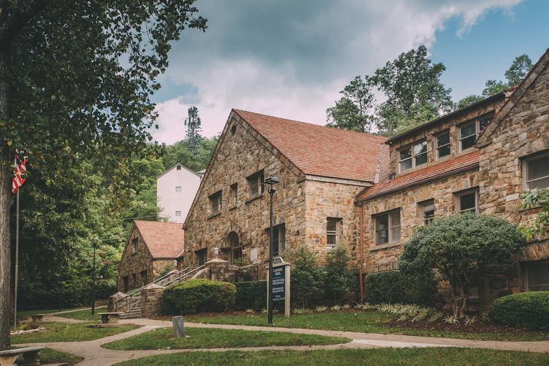 Montreat College's Gaither Hall