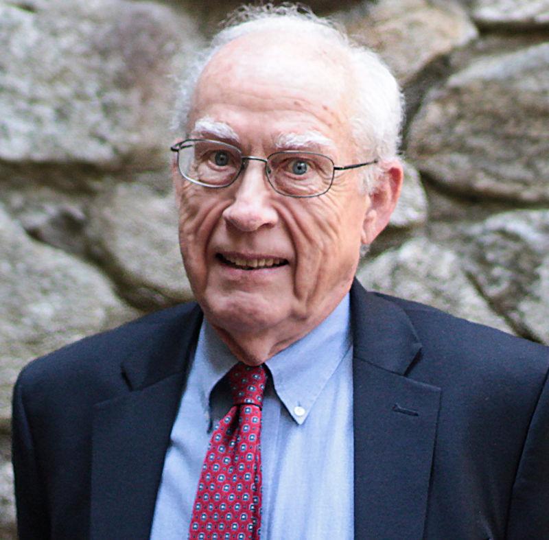 Portrait of Dixon Cunningham