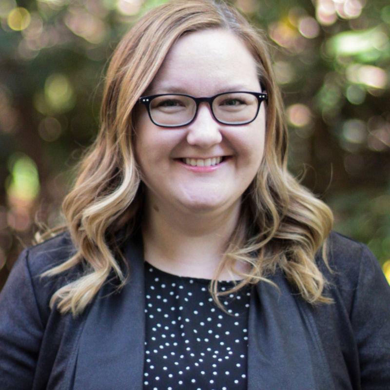 Portrait of Sara Baughman
