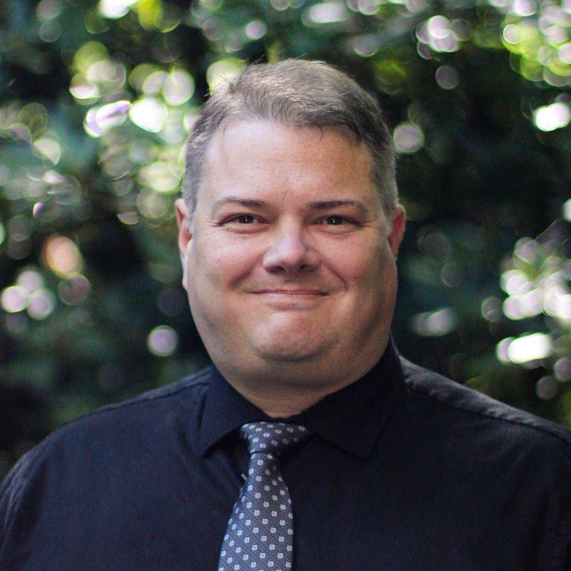 Portrait of Bill Hensley