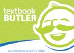 Textbook Butler